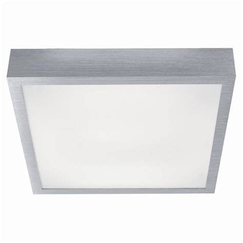 chrome led ceiling tile light 1881 36 the lighting