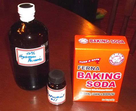 Hydrogen Peroxide Poisoning Detox by How To Make Cheap Healthy Toothpaste And Healthy Deodorant