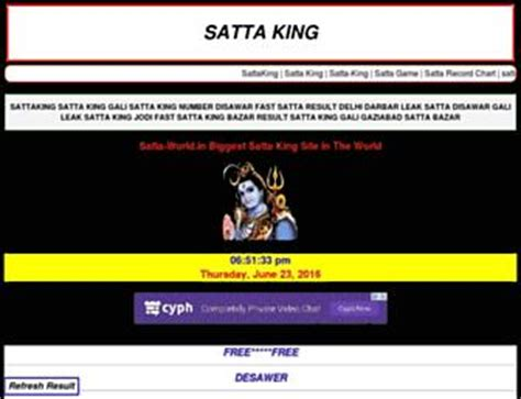 sataa king mumbai matka today guess no keywordtown com