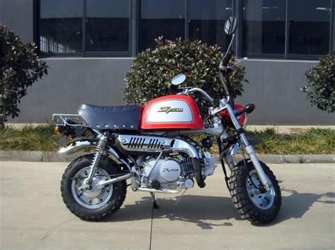 Motorrad 125 Ccm Ratenkauf by Skyteam St 125 8a 125ccm Gorilla Replikat Euro 4