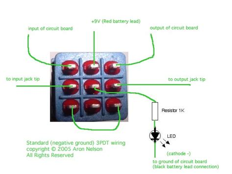 3pdt switch wiring diagram get free image about wiring
