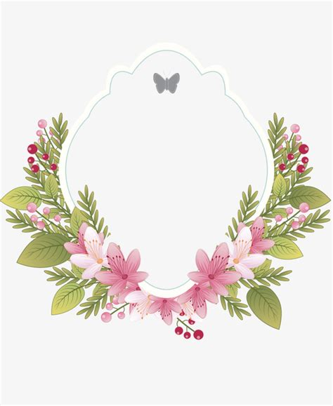 theme line vintage flower free vintage floral frame etiqueta frontera floral retro