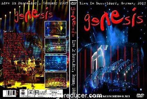 genesis concert dvd genesis live in d 252 sseldorf germany 2007 2 dvd set pal