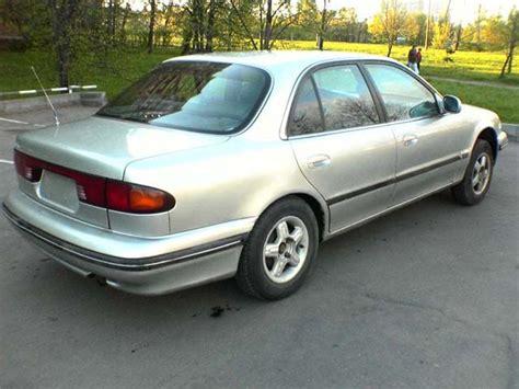 how to work on cars 1994 hyundai sonata transmission control 1994 hyundai sonata 2 pictures