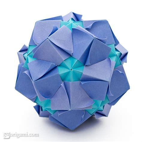 Modular Origami Free - sonobe variation by sinayskaya go origami