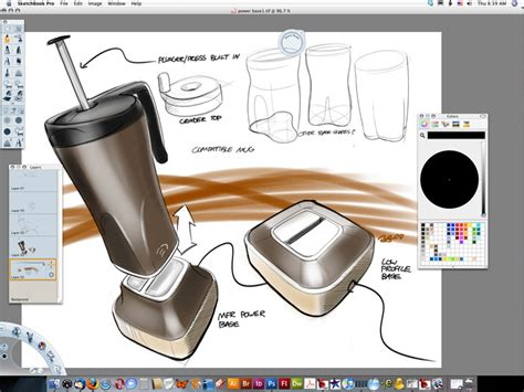 sketchbook pro tutorial industrial design download autodesk 174 sketchbook to create innovative images