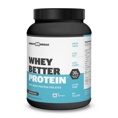 better whey protein whey better protein isolate with 30g protein hica 50