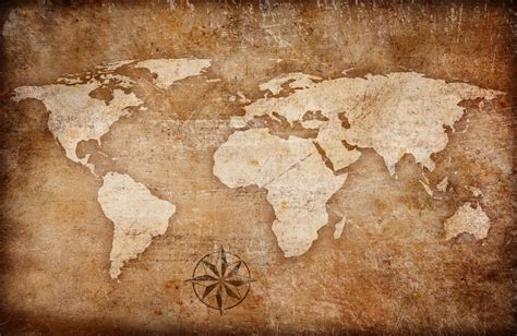 world map background image grunge world map background with compass s