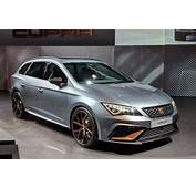 SEAT Leon Cupra R ST Revealed  Hot Estate To Rival The VW