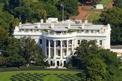 50 Incredible Pictures Of The White House In Washington Dc