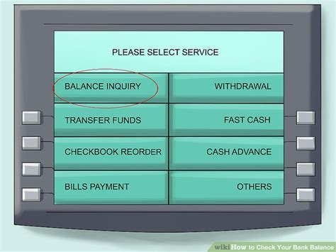 check your 4 ways to check your bank balance wikihow