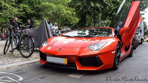 Lamborghini V 12 Lamborghini Aventador V12 Sound