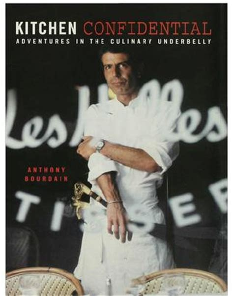 Kitchen Confidential A Lot Of Cursing With Some Food Thrown In Kitchen