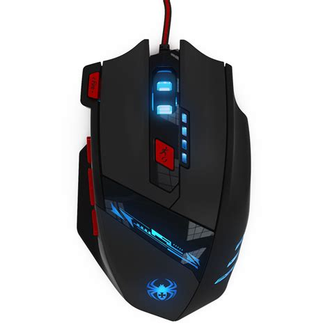 Mouse E Blue Mazer Crackle Gaming Mouse Murah Bagus Kuat Berkualitas aliexpress buy mouse sem fio great spider inception