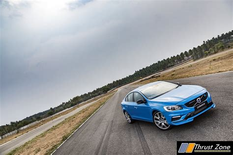 trak volvo volvo s60 polestar review first impressions on the track