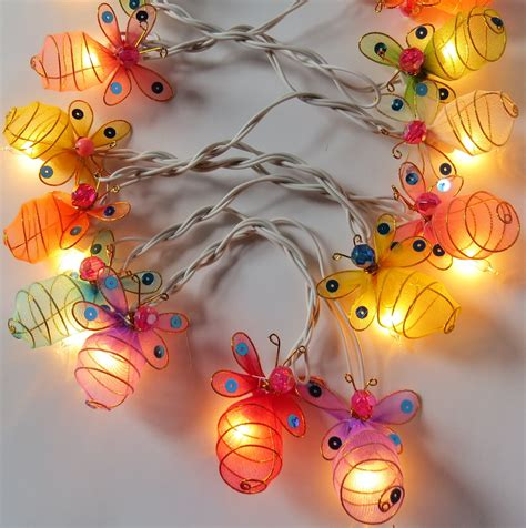 bumble bee string lights bumble bee lights estreet
