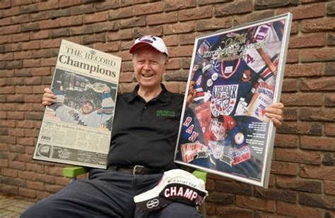 The Record Kitchener by Kitchener Rangers Broadcaster Don Cameron Stepping Aside After 50 Years Therecord