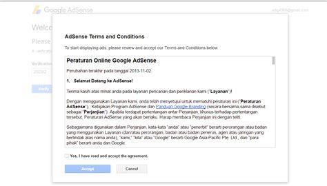tutorial daftar google adsense tutorial daftar google adsense bug non hosted official