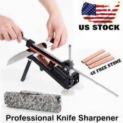 Where To Get Kitchen Knives Sharpened Newest Pro Kitchen Knife Sharpener Sharpening System Fix