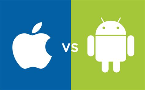 Ios Vs Android android vs ios for business the best mobile os for