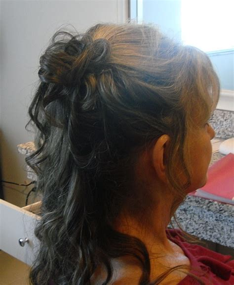mother of the bride half up half down wedding hairstyles pin by liz halwick bio on beautiful hair and hairstyles