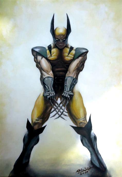 Kaos Hello Wolverine 01 wolverine by alexsoaresartes on deviantart