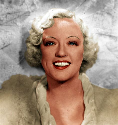 in color marion davies in color