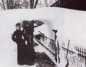 the great blizzard of 1888 new york city blizzard of 1888 hubpages