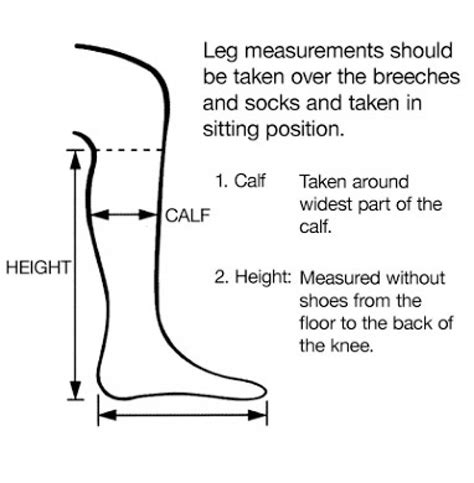 What Is Your Favorite Boot Height by How To Measure And Legs To Fit Womens Boots