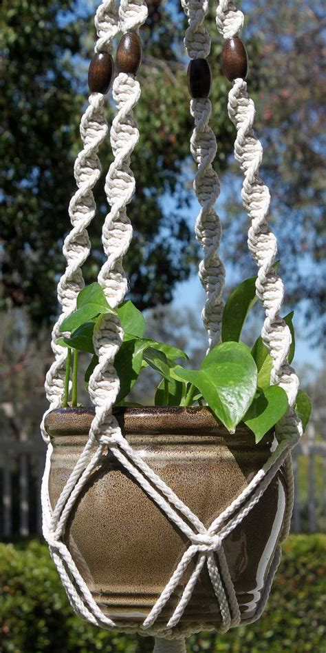 Macrame Cord For Plant Hangers - 109 best images about macrame on macrame