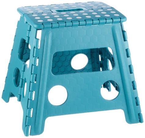 sgabello pieghevole plastica zeller 99161 sgabello pieghevole in plastica 37 x 30 x 32