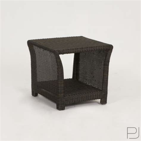 laacke and joys patio furniture buy calais end table from for 461 00 only in ljoutdoors