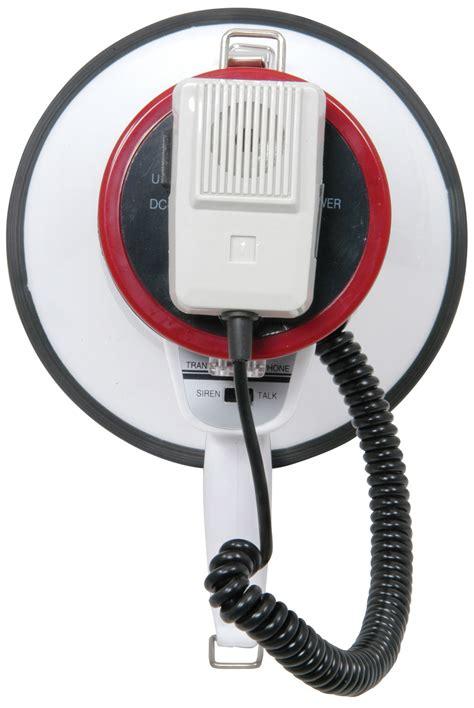Speaker Pistol By Zsha Shop portable megaphone 30w pistol grip loud speaker siren