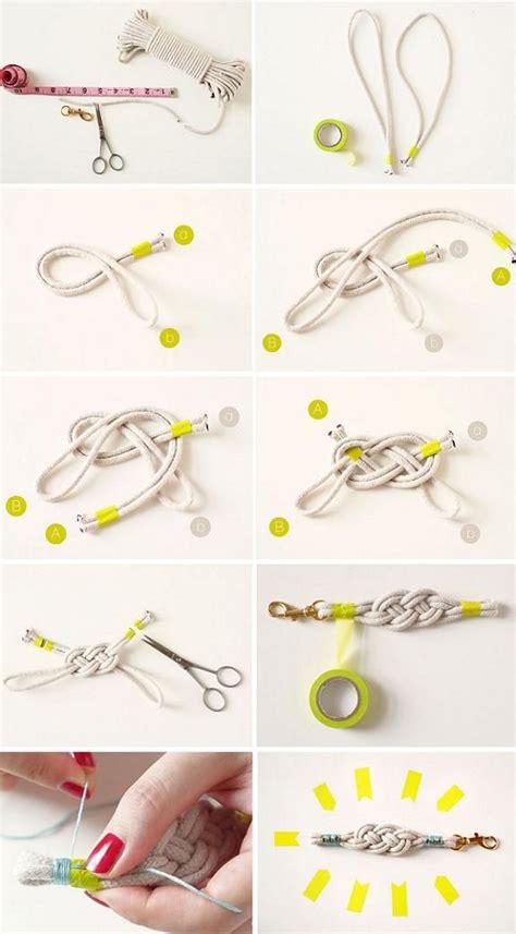 hacer pulseras nudos marineros pulseras de nudos marineros paso a paso pulseras