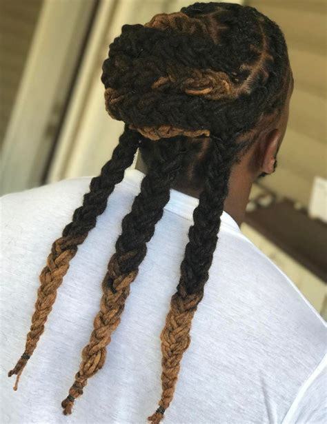 Braided Dreads Hairstyles For by Braided Dreads Hairstyles For Hairstyle To Try