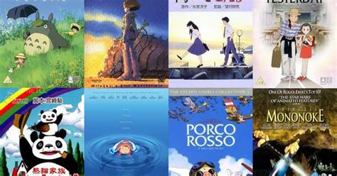 ghibli film order blair erickson marie i found them i found all studio