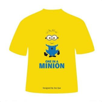 Kaos One Graphic 10 minion vectors photos and psd files free