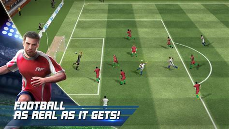 real android real football android apps on play