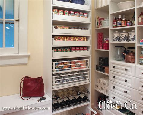 St Louis Closet Co by St Louis Closet New Space Pantry Louis Closet Co