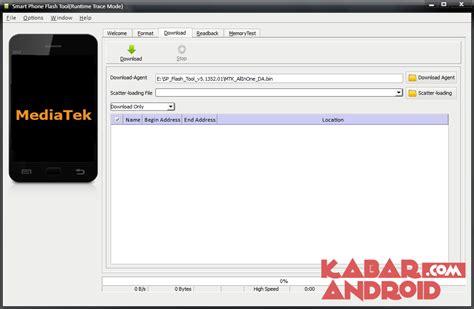 tutorial flash ulang android cara mudah flash ulang advan vandroid t tutorial tips trik