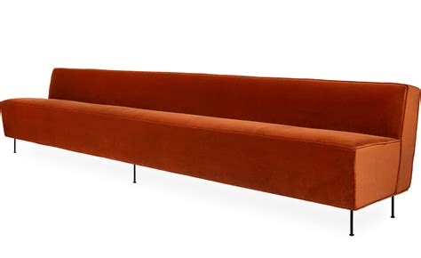 modern line dining height sofa 350 hivemodern com