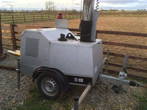 used northern lights generator for sale secondhand generators generator lighting towers