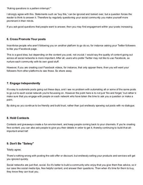 pattern interrupt questions 13 social media tips for driving engagement revenue