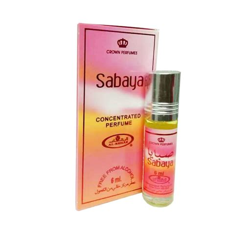 Jual Parfum Al Rehab Sabaya sabaya 6ml rollon attar by al rehab fragrantiz india