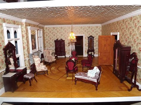 home design show montreal late victorian english manor dollhouse 1 12 miniature from scratch dressing room and montreal