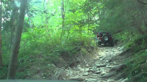 Jeep Trails In Pa Jeep Rock Crawling Trails Road Pa 4