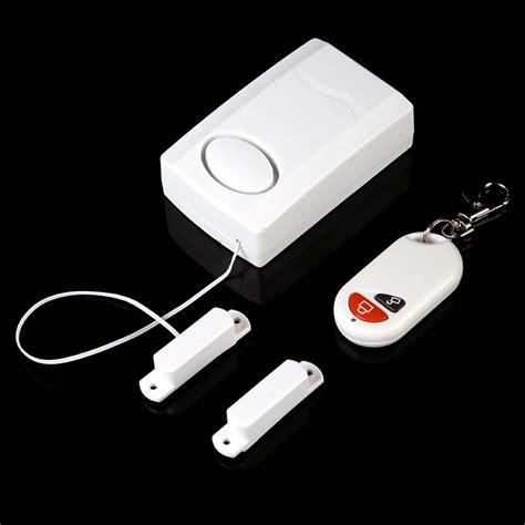 wireless door window entry burglar alarm safety security