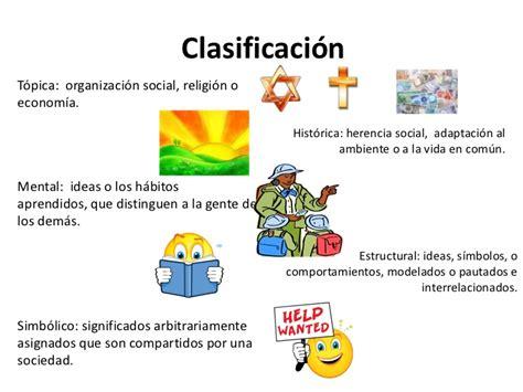 clasificacion de imagenes informativas clasificaci 243 n cultura
