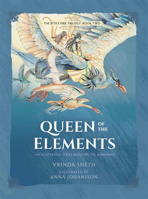 Prophecy The Elements Of Series of the elements book by vrinda sheth