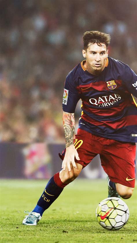 wallpaper lionel messi fc barcelona hd sports